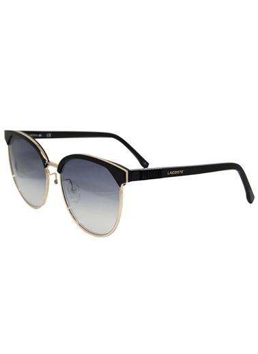 Lacoste Kadın  Güneş Gözlüğü Lacoste-L213S-001-58 Siyah